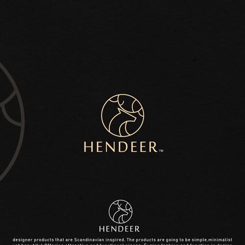 Logo concept for Hendeer