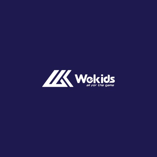 Cool logo & icon for Wekids