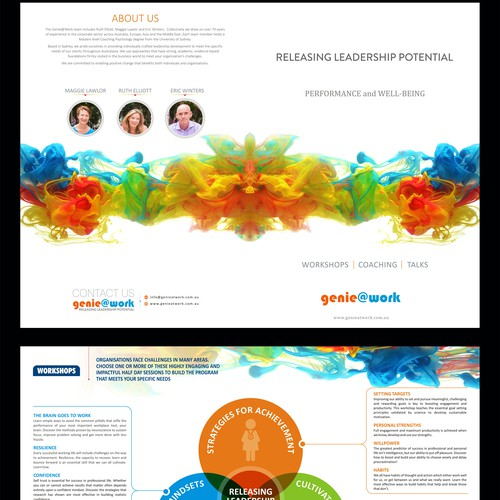 Spirit of Leadership Potential Brochure