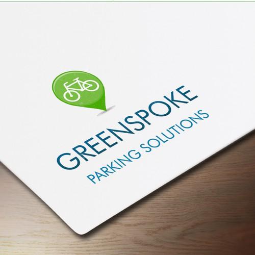 Greenspoke Logo Design