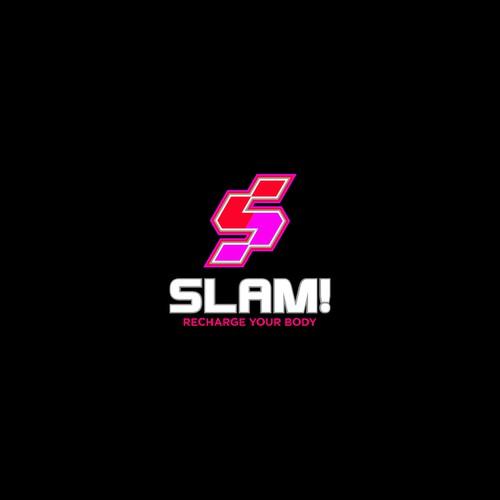 S logo for super drink