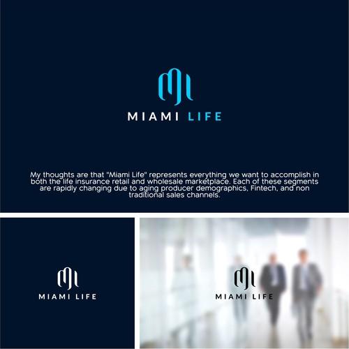 Miami Life Logo