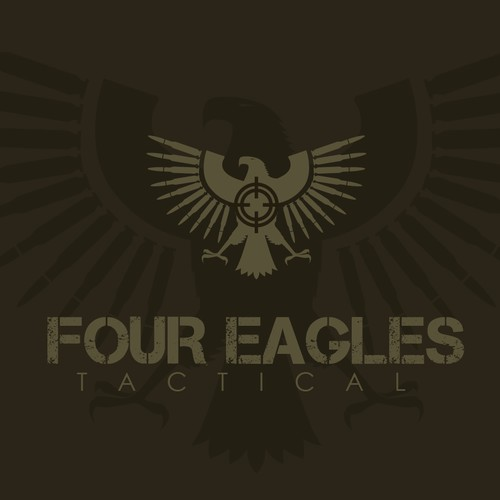 New logo wanted for Four Eagles Tactical