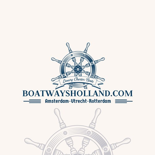 A boat tourism company in the Netherlands.