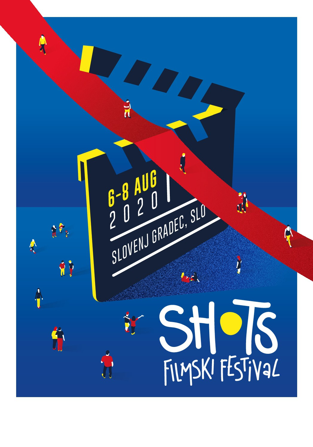 Poster for SHOTS Film Festival