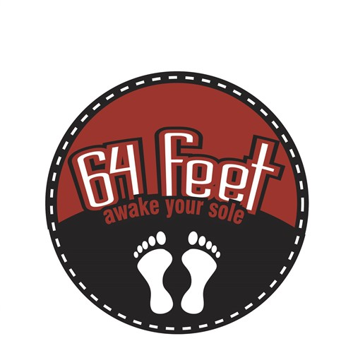 Help 64 Feet with a new logo