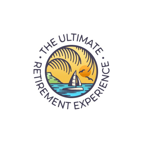 Logo for Retirement Experience podcast