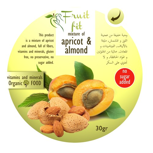 Healthy Organic dry fruit product
