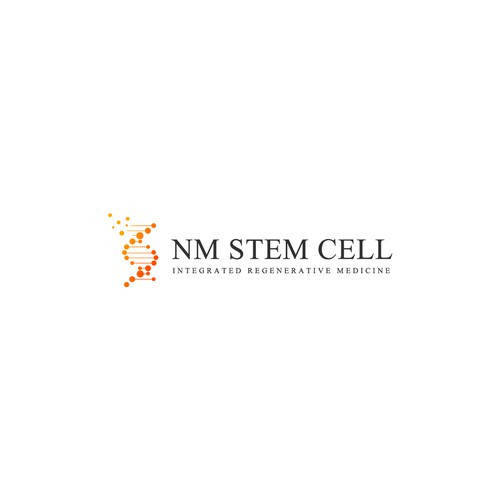 Winning logo concept for NM Stem Cell