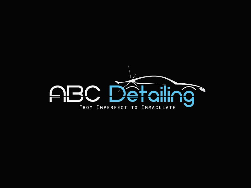 Produce a new logo for ABC Detailing.