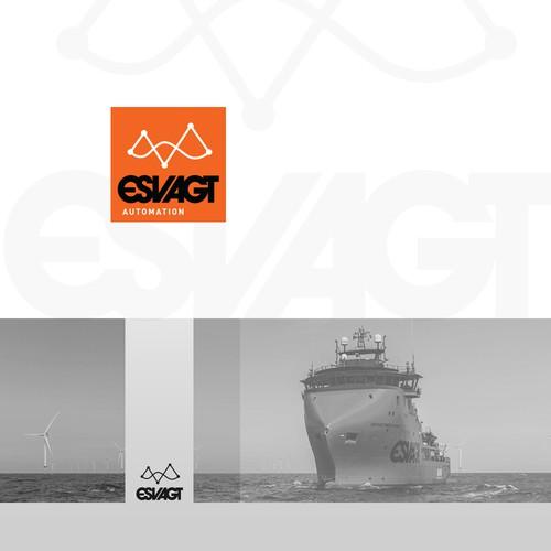 ESVAGT logo concept