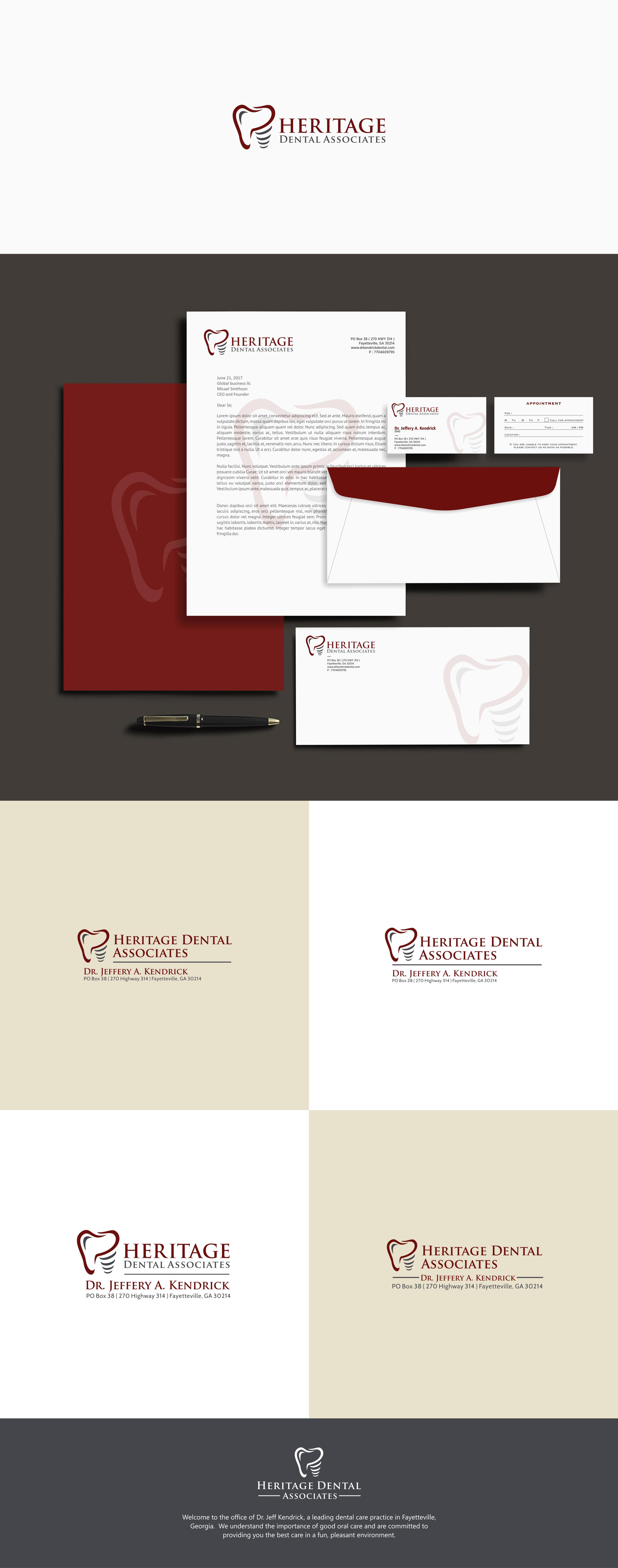 Heritage Dental needs a creative logo