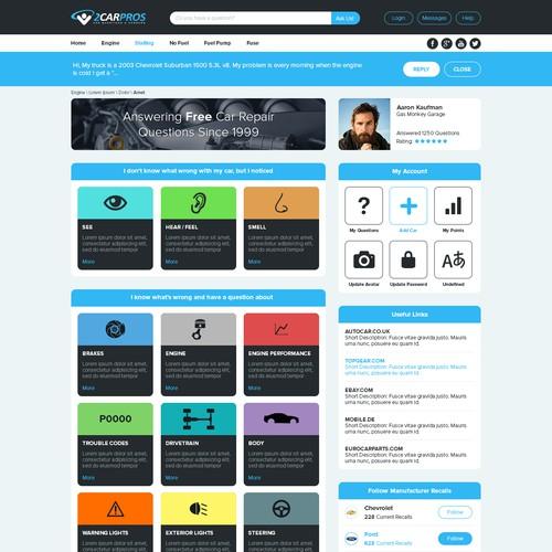 2CarPros Homepage