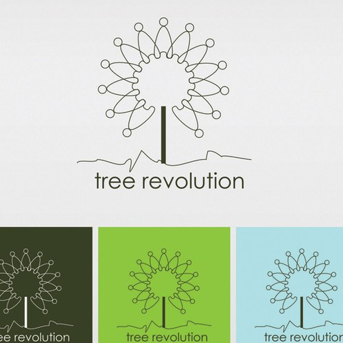 New logo wanted for Tree Revolution