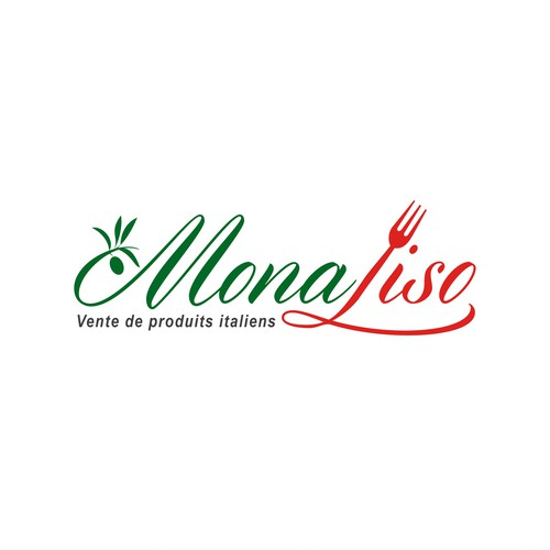 Logo concept for Italian products
