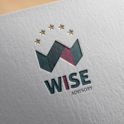 Logo concept for Wise Advisory