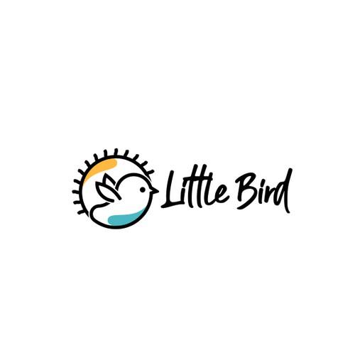 Little Bird logo concept
