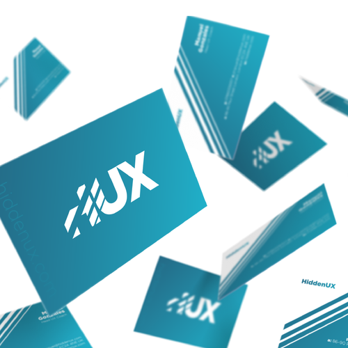 HiddenUX Branding HUX