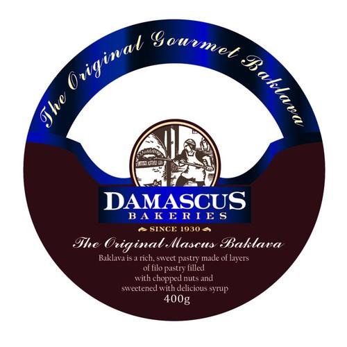 label damascus bakery