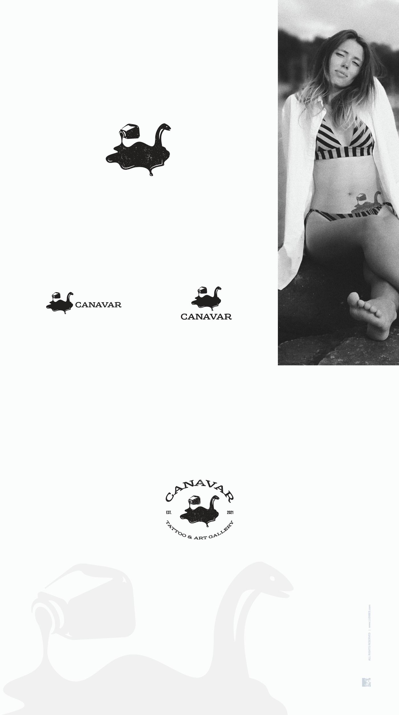 Canavar logo