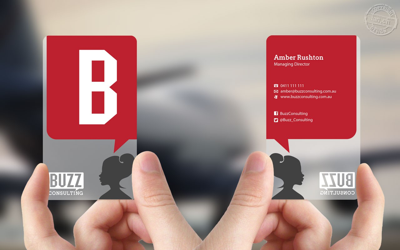 Digital Agency Needs A Business Card that say WOW!
