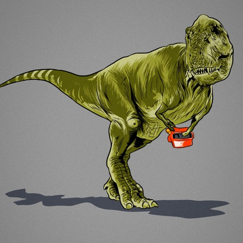 t rex cute funny t shirt