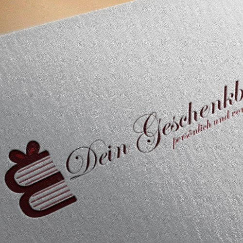 "Create a fantastic logo for ""your gift book"""
