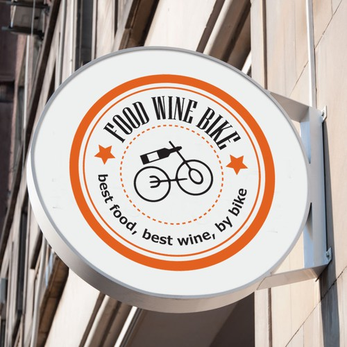 food wine bike