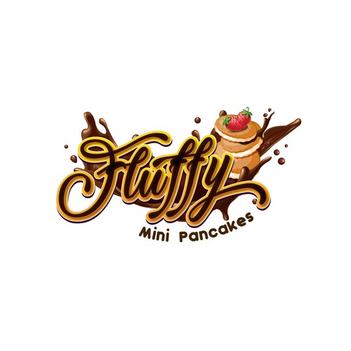 logo for chocolate cafe