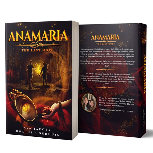 Anamaria: The Last Hope