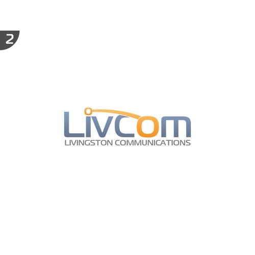 New Logo for LivCom/Livingston Communications