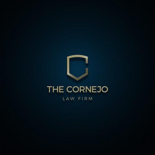 The Cornejo Law Firm Logo Design