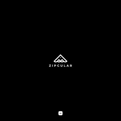 Real Estate Logo + Wing
