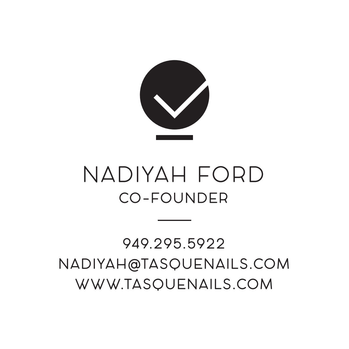 Update Existing Logo; Create Business Card