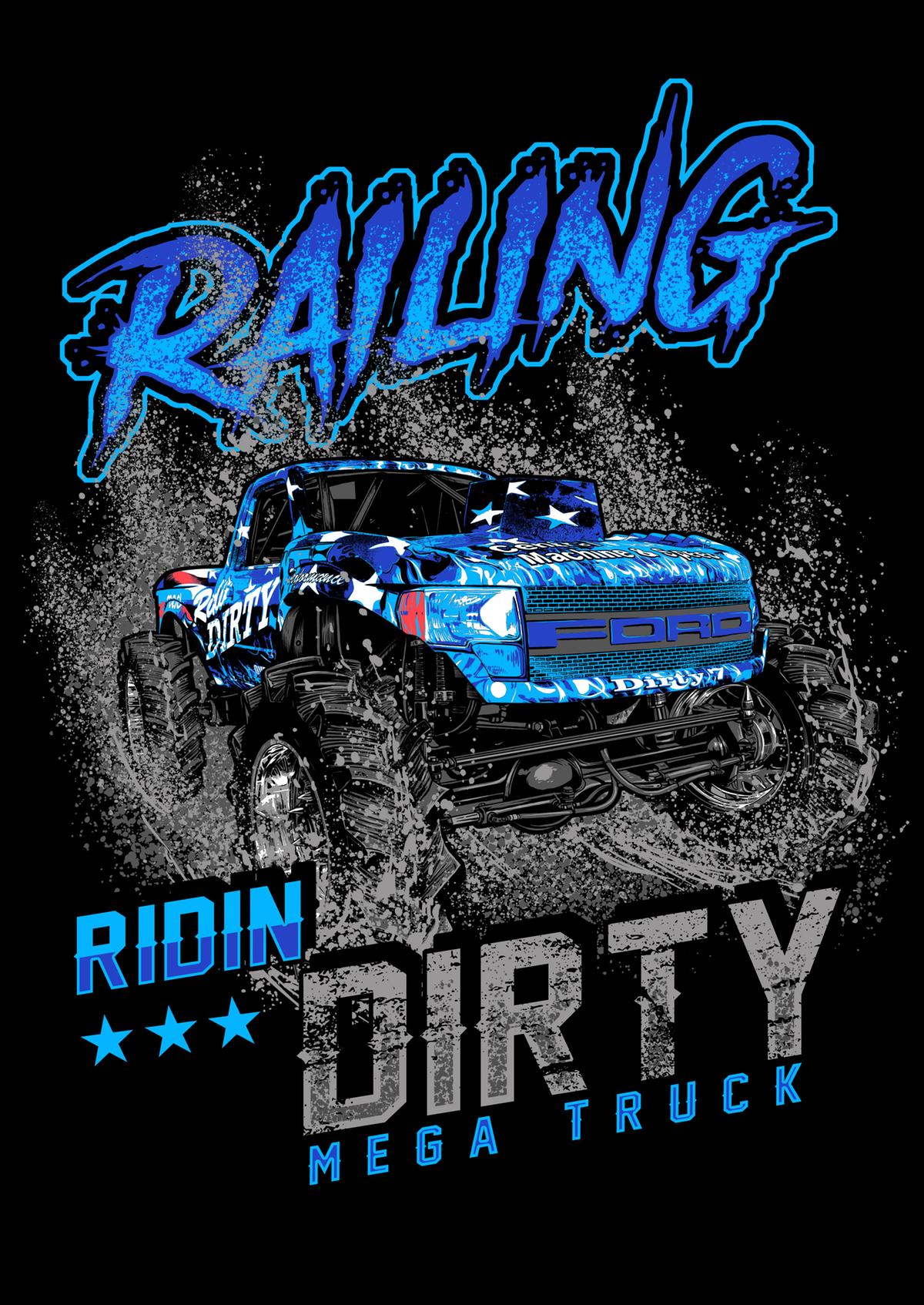 Ridin Dirty Racing