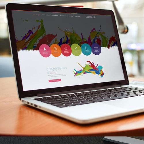 Paint Service Website