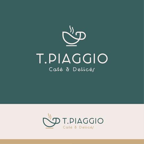 T.Piaggio - Logo Concept