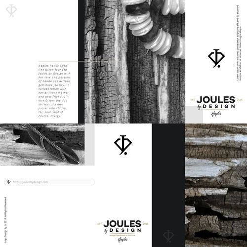 Logo design for Joules By Design