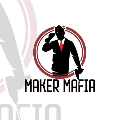 Maker Mafia Logo