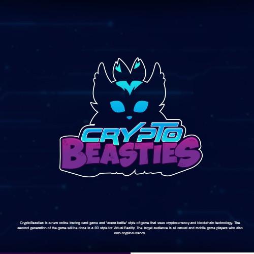 Logo Design for CryptoBeasties