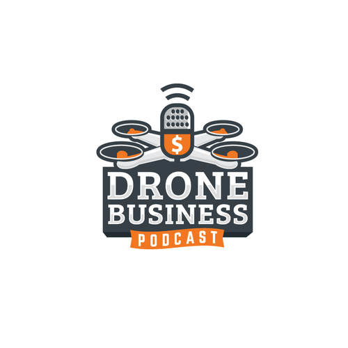 Logo for Drone Business Podcast