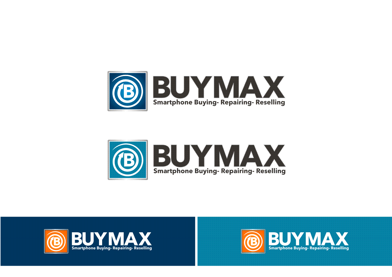 Help BuyMax with a new logo