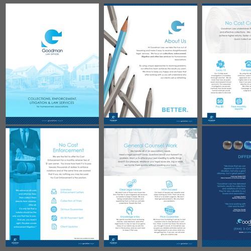 PDF brochure for Goodman Law