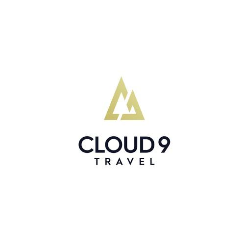 Logo concept for Cloud 9.