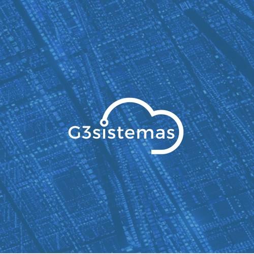 G3 Sistemas Logo Design