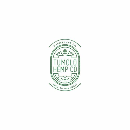 Logo for industrial hemp growers