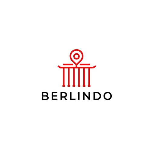 berlin holding + pin local concept