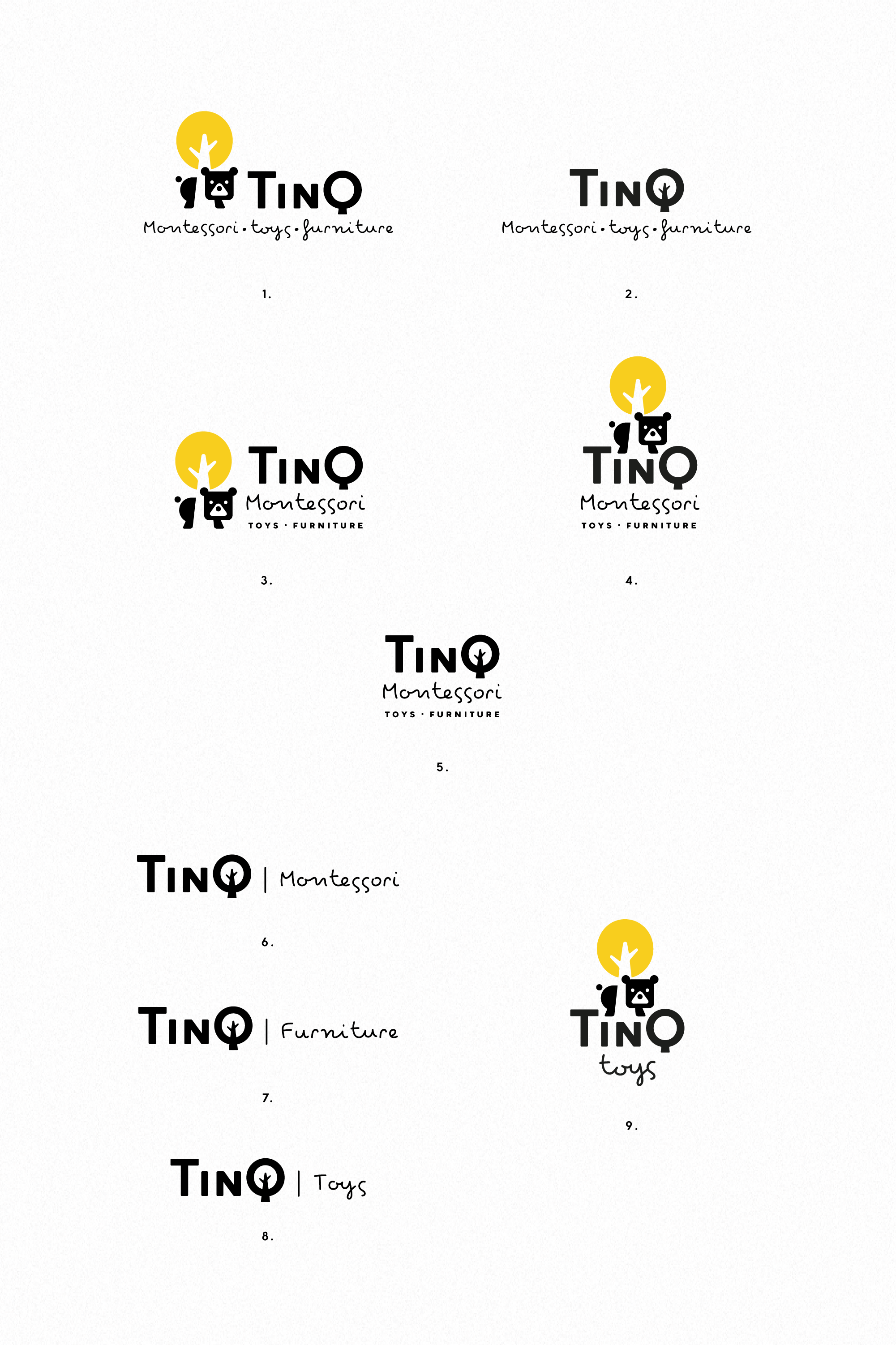 Looking for an inspring logo for TinQ Toys