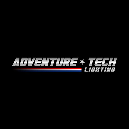 Create a kick ass GI Joe inspired logo for my lighting company