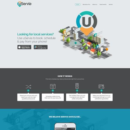 Startup webdesign